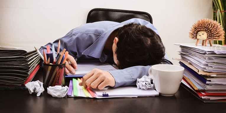 overwork Japão