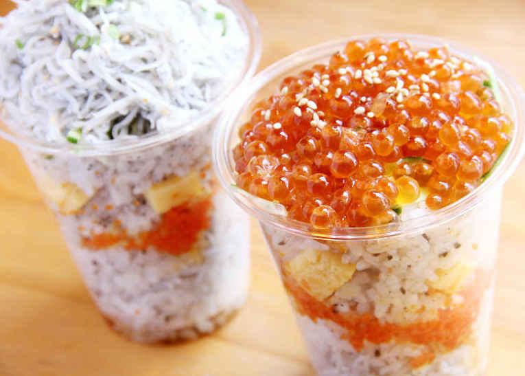 sushi no copo hannari inari