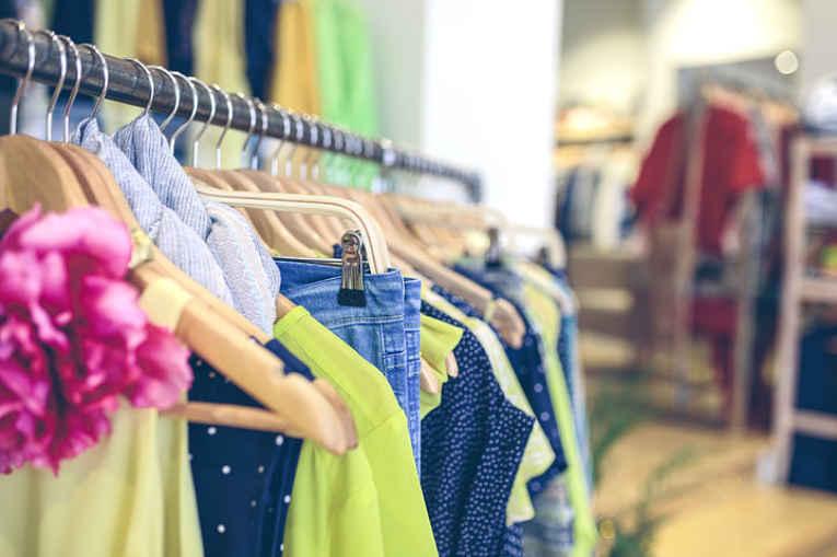 roupas no Japão