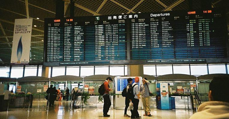 Aeroporto japonês