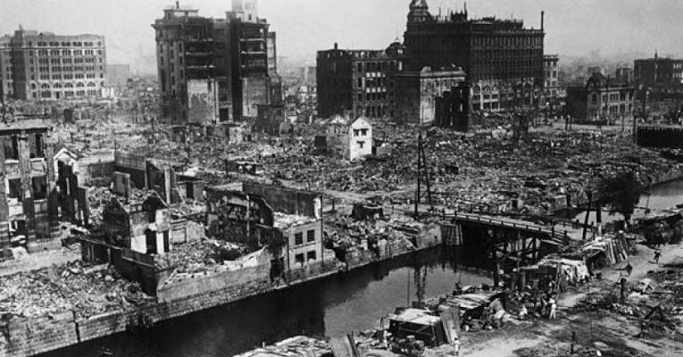 terremoto 1923 Japão
