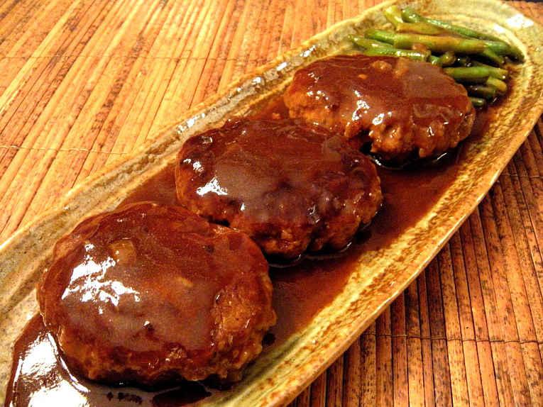 Hambúrguer japonês
