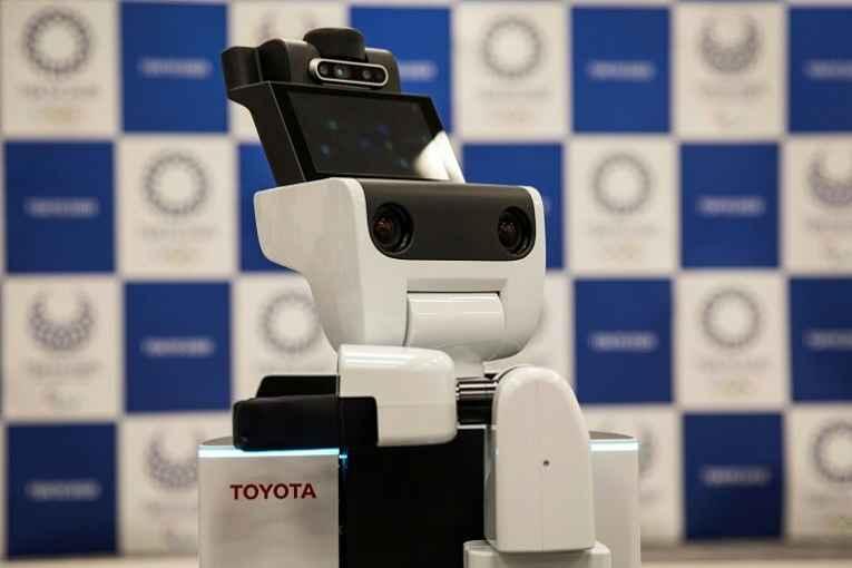 Robôs Toyota