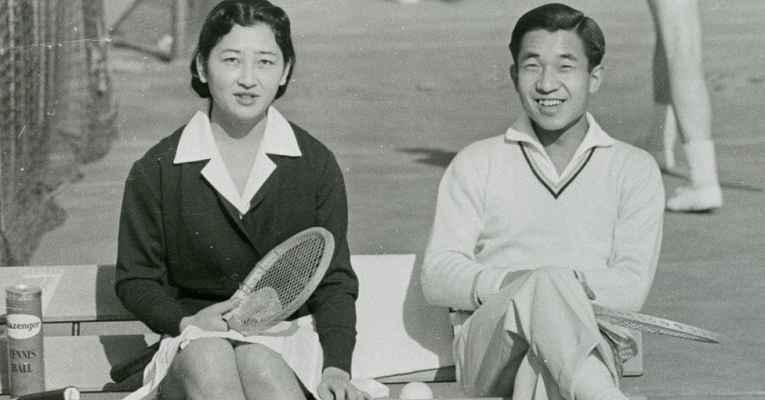Akihito e Michiko