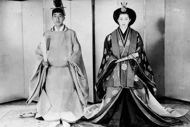 Casamento Michiko e Akihito