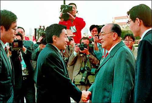 Akihito na China