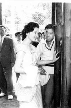 Michiko e Akihito