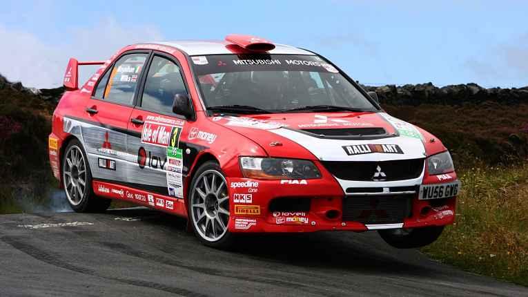 Mitsubishi Evo WRC