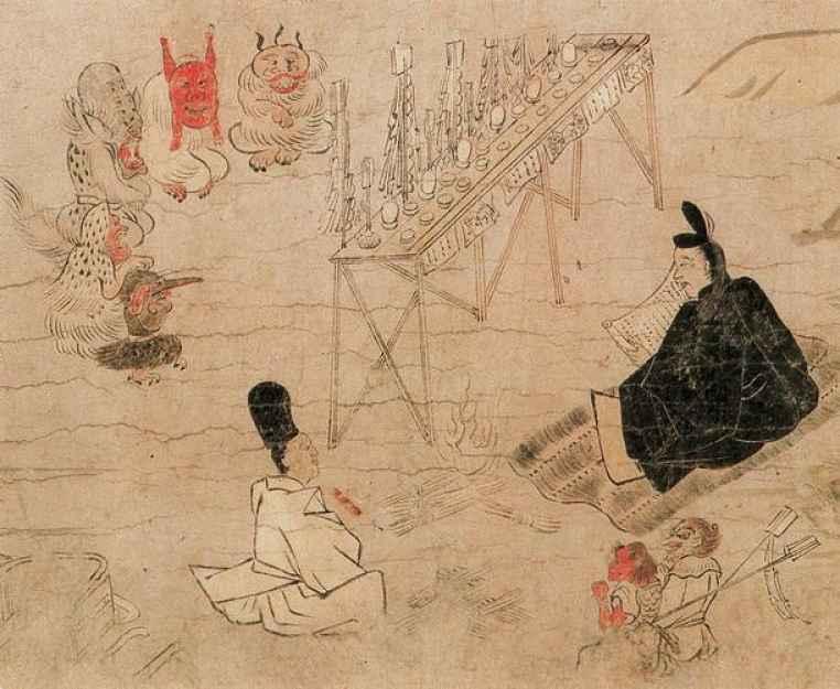 Sacerdotes do Japão Onmyogi