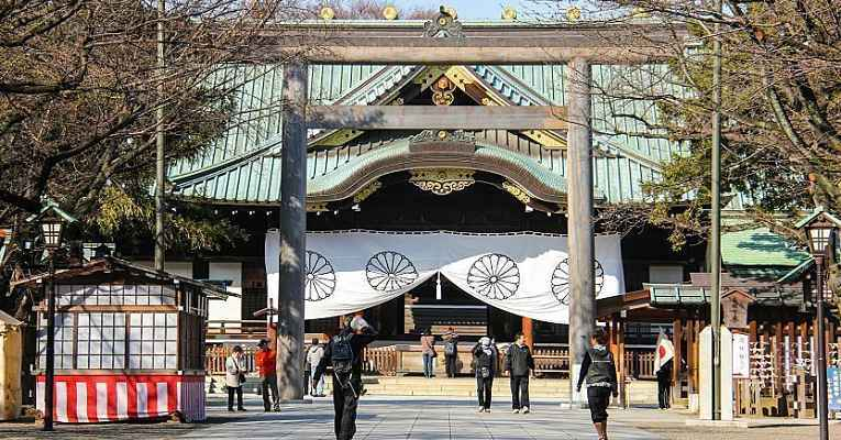Santuário Yasukini Uyoku Dantai