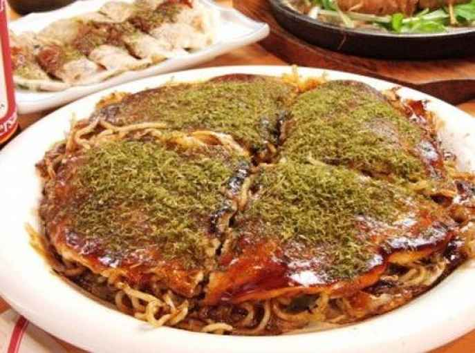 Okonomiyaki Nikutama