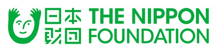 Logo da Nippon Foundation