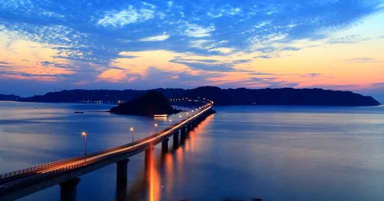 Ponte tsunoshima
