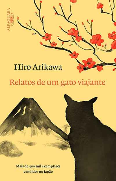 Livro relatos de um gato viajante