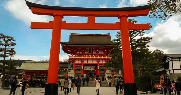 Torii do shinto