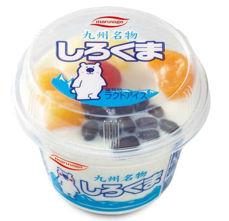 Sorvete Shirokuma Ice