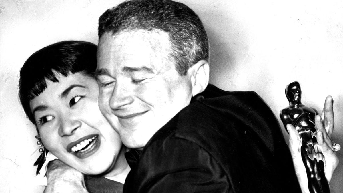 Miyoshi Umeki no Oscar de 1956