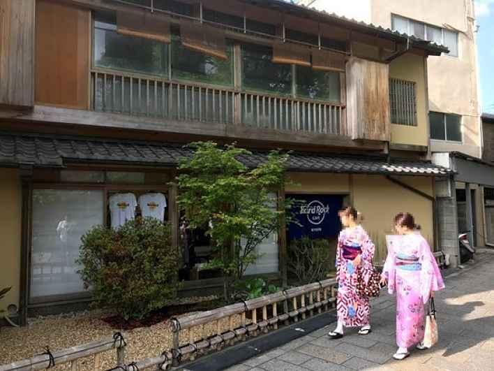 Hard Rock Kyoto