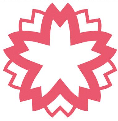 Emoji de flor
