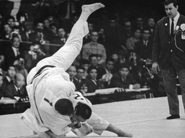 Judo nas Olimpíadas 64