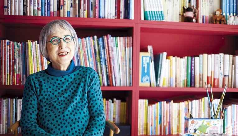 Escritora Eiko Kadono