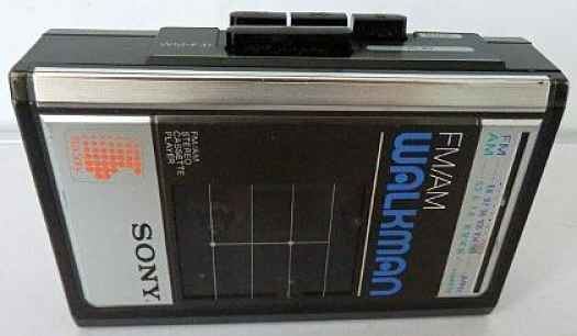 Walkman da Sony