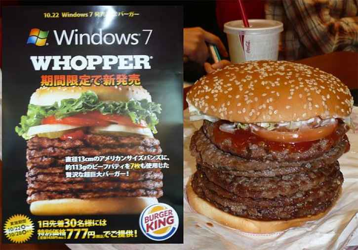 Whopper Windows 7