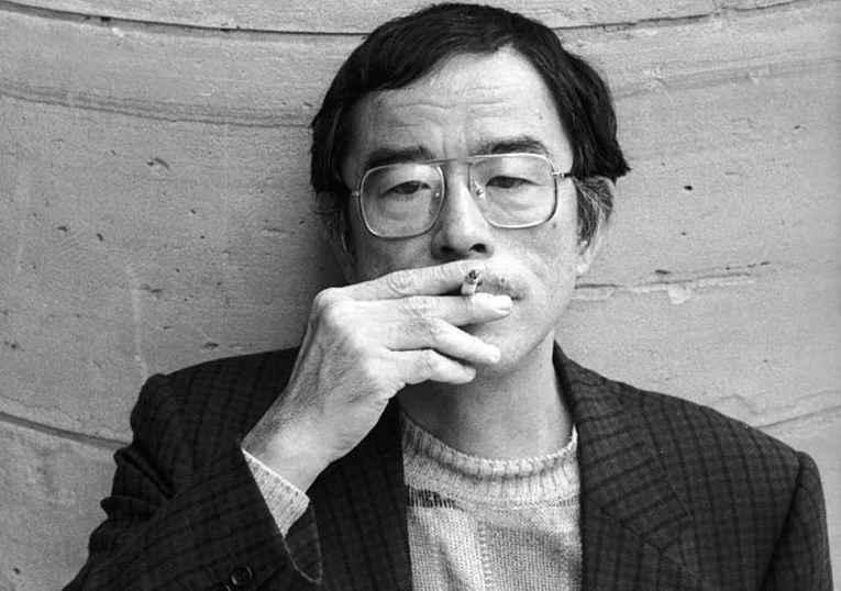 Autor Akiyuki Nosaka