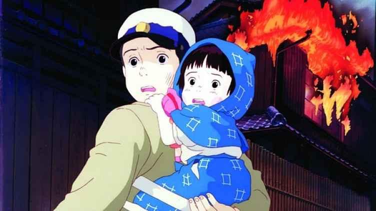 Anime Hotaru no Haka