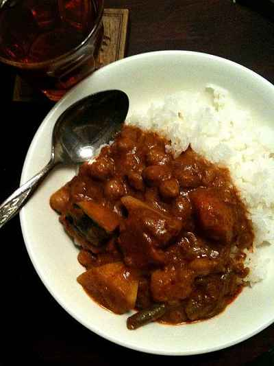 Curry instantâneo