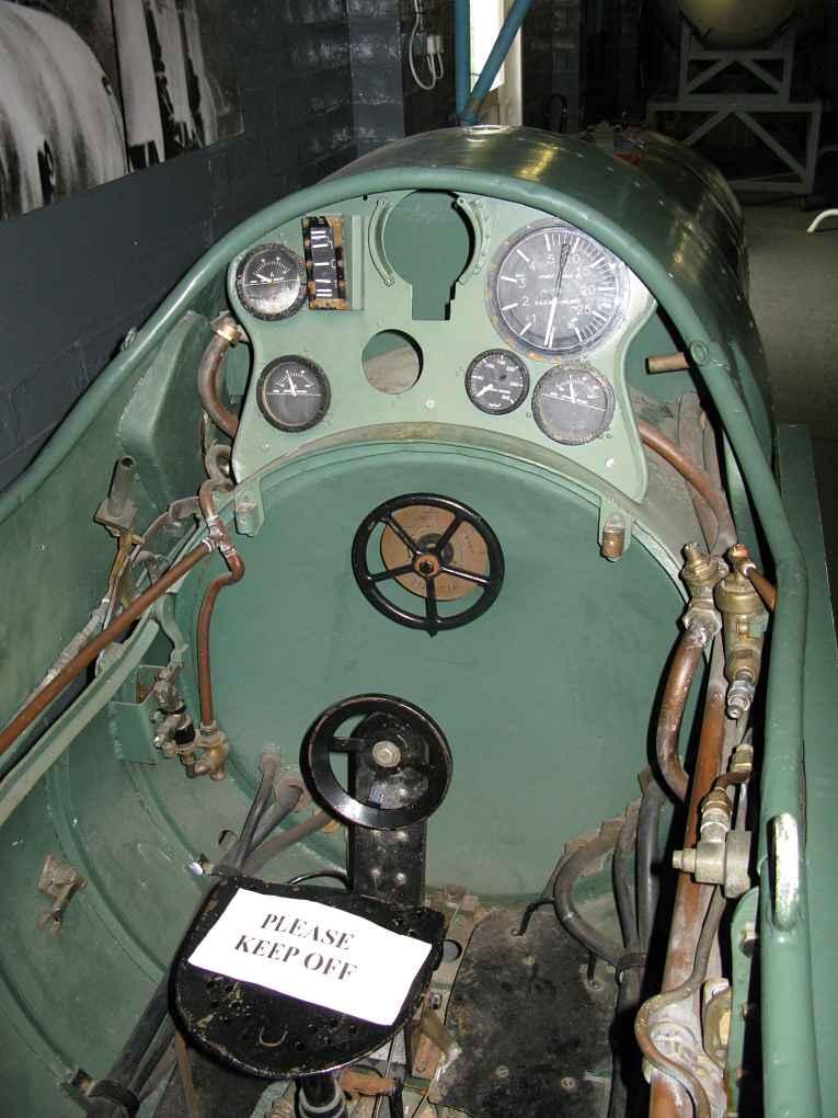interior do torpedo