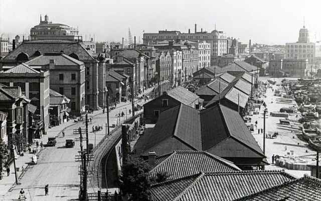 Kobe antes da guerra