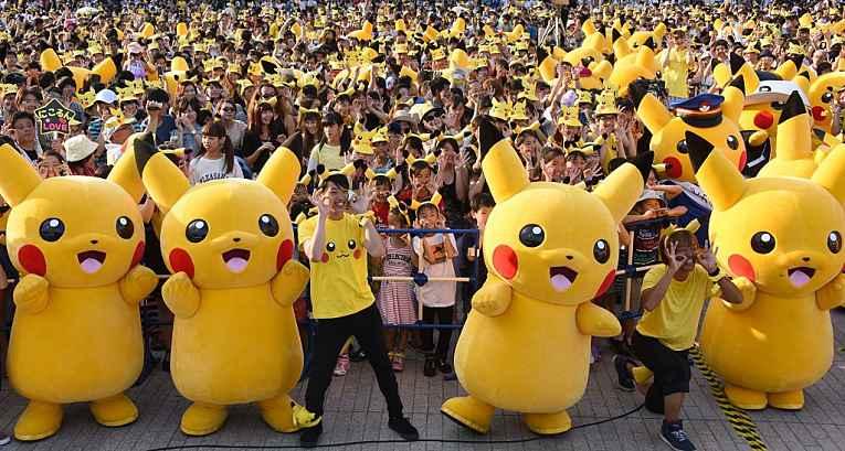 Evento em Yokohama