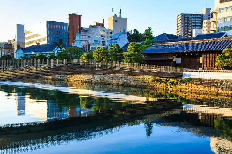 Ponte para Dejima