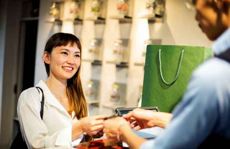 Interação de venda e compra
