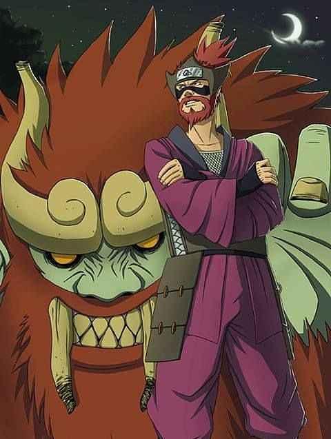 Son Goku e Roshi