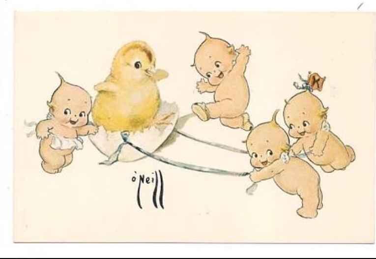 Cartoon Kewpie