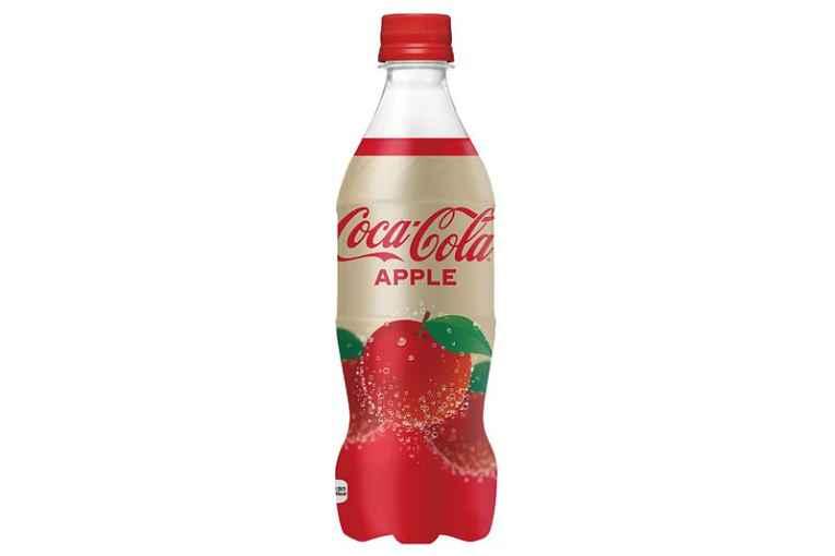 Coca-Cola maçã