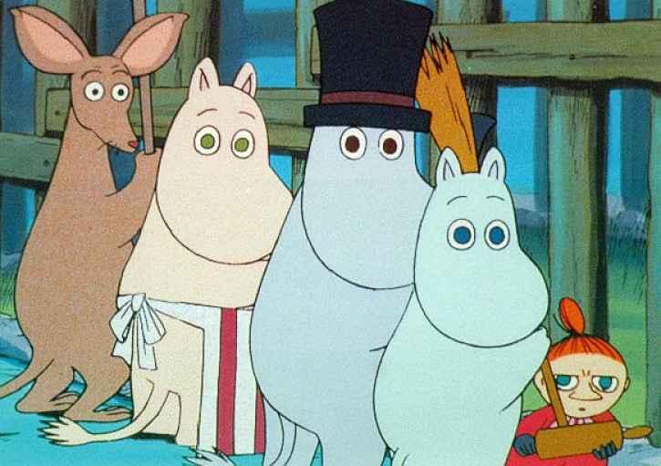 Família Moomin