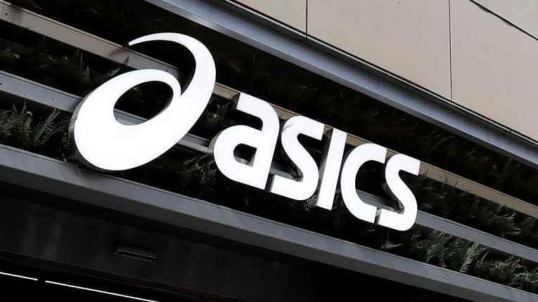 Logo da empresa Asics