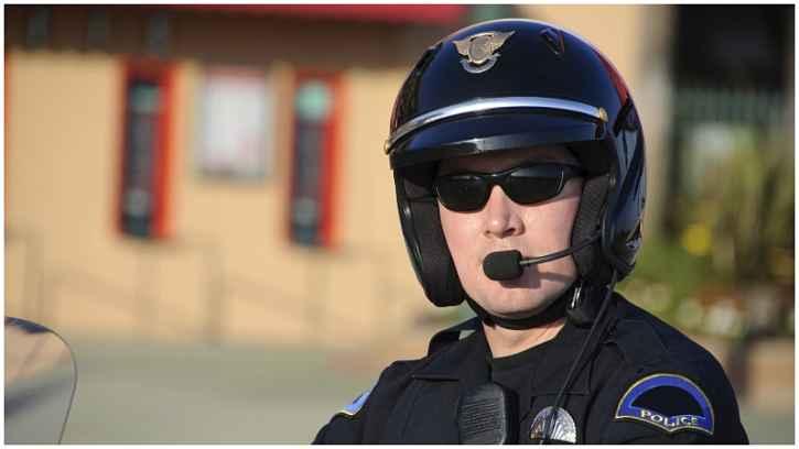 Policial japonês