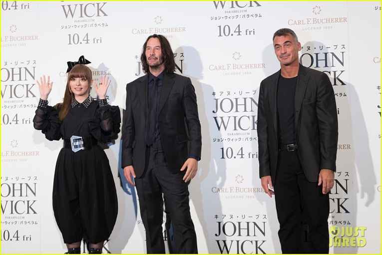Premiere John Wick 3