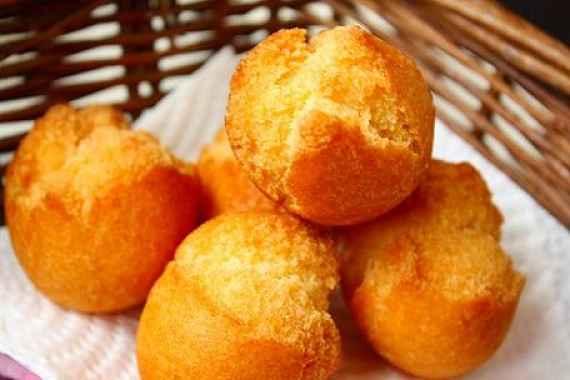 Bolinho frito de Okinawa