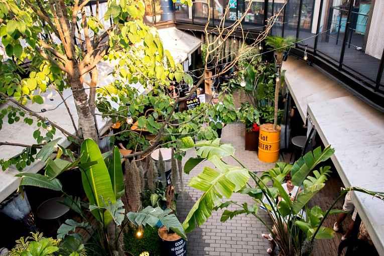 Jardim do Yoyogi