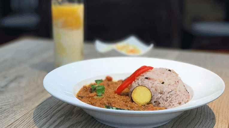 Curry do Yoyogi