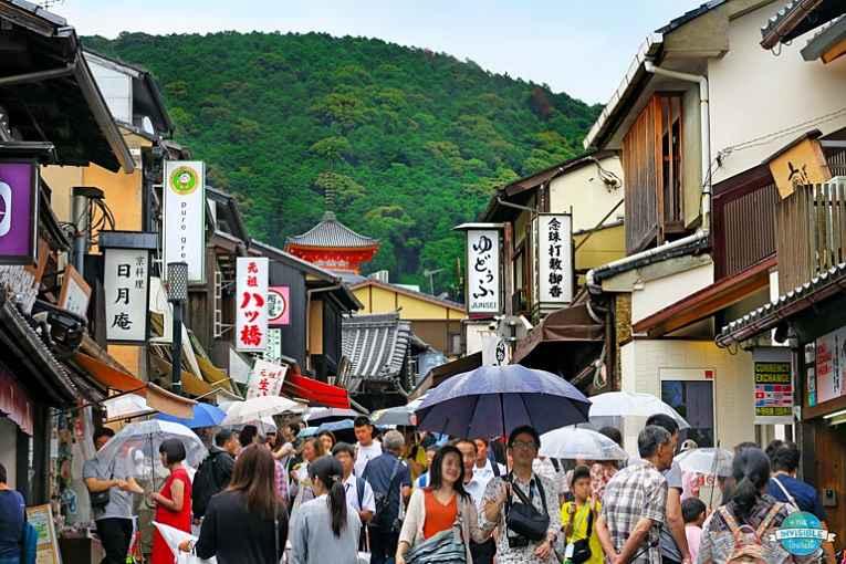 Overturismo em Kyoto