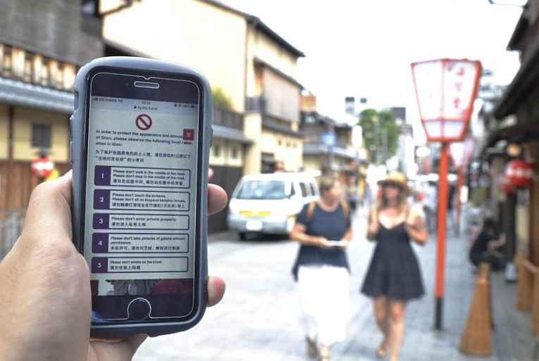 regras de etiqueta no celular