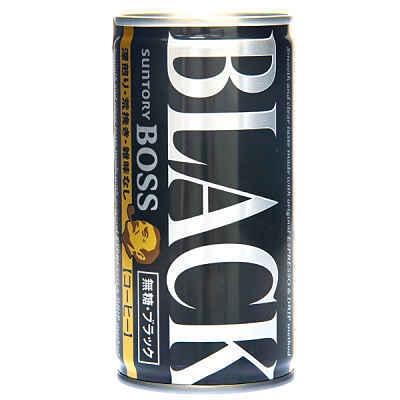 Enlatado de café preto sem açúcar