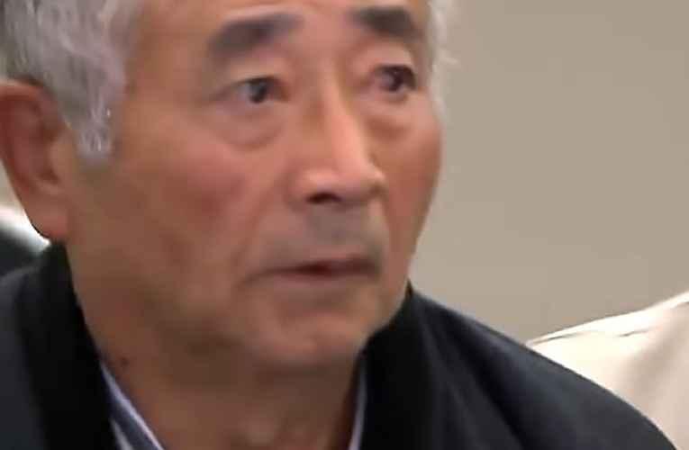 Akimoto Okamoto no tribunal